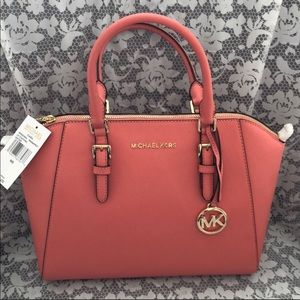 Michael Kors satchel bag big size